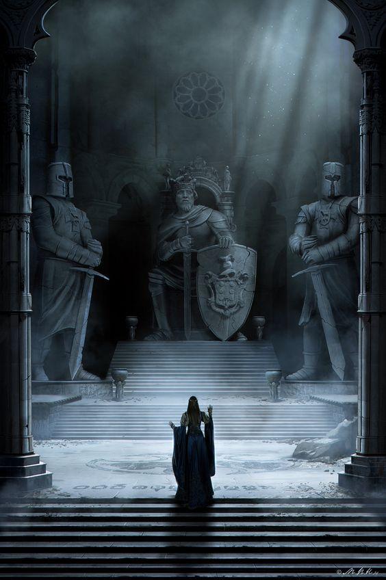 The last of the kings , Vladimir Manyukhin on ArtStation at https://www.artstation.com/artwork/Z0EXw: