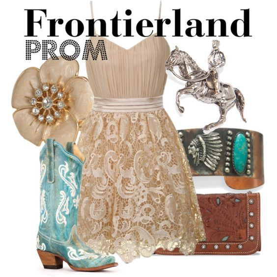 Frontierland by bryannnne on Polyvore