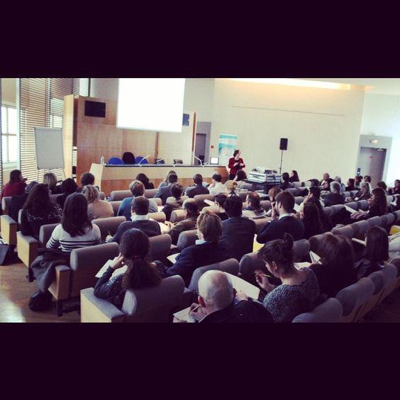 Beau succès pour la conférence sur le #leadership #agile et l'élément #humain par @béatriceDewandre - #instadaily #orsys #confagileh #management Suivez #orsys sur #Instagram : https://instagram.com/orsysformation/