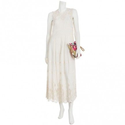 Keeper Broidery Day Dress - Sale