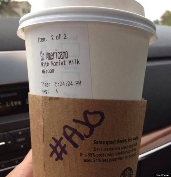 How This Teen's Pumpkin Spice Latte Inspired The World To Pay It Forward #ajo #payitforward