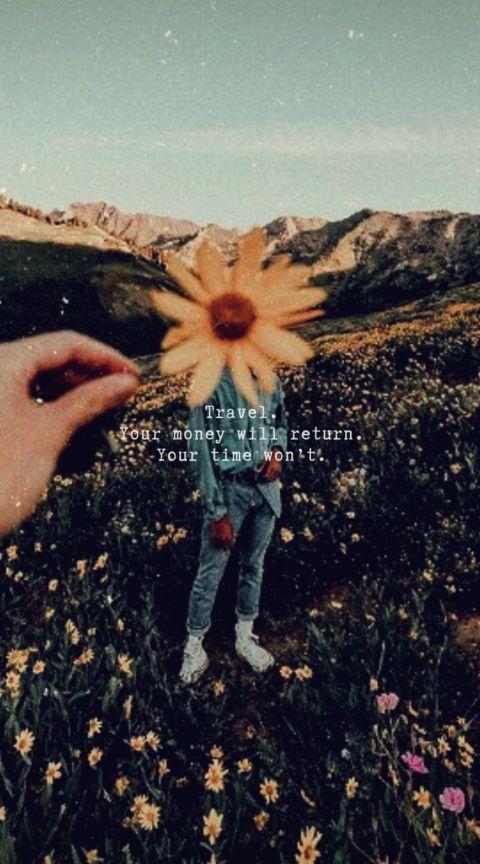 Vsco Noahlung Inspirational Quotes Background Flower Captions For Instagram Instagram Captions