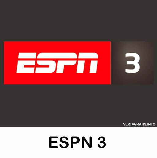 Ver Hd Espn 3 En Vivo Online Por Internet Vercanalesonline Futbol En Vivo Canales De Futbol Tv En Vivo