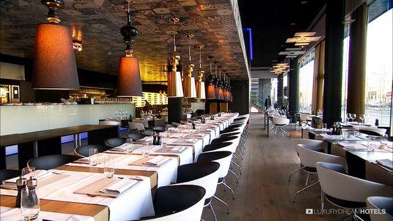 Restaurant - Carbon hotel, #Genk #Belgium