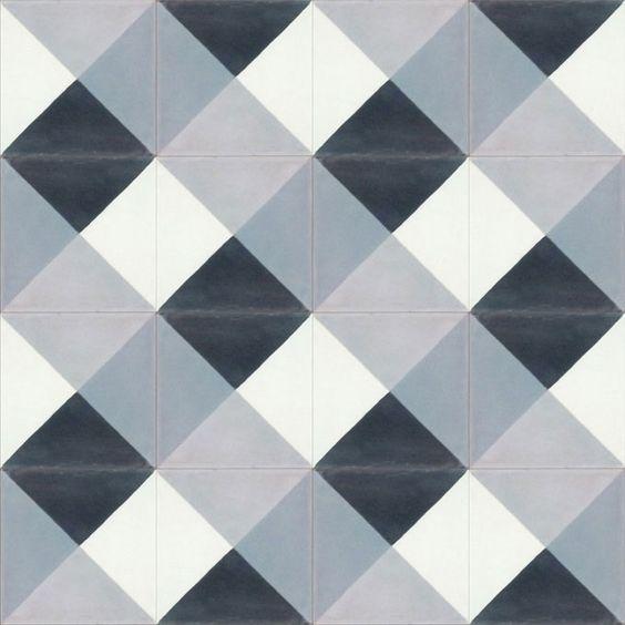 Buffalo Check Cement Tile Flooring Amp Tile Pinterest