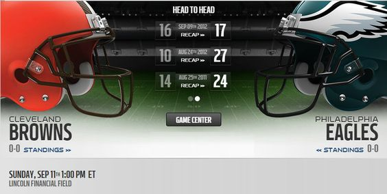 Eagles vs Browns Live Stream  visit ::  http://eaglesvsbrownslivestream.com/