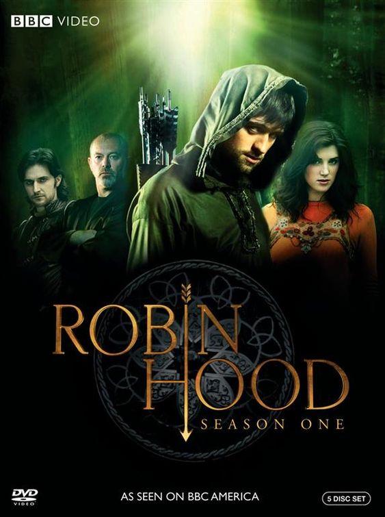 Jonas Armstrong, as Robin Hood