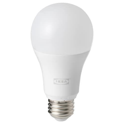 Ikea Evedal Gray Pendant Lamp