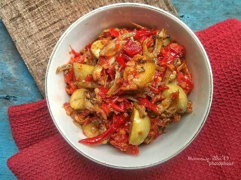 Resep Sambalado Teri Jengkol Oleh Welly Herlina Mommy Zhi 89 Resep Makanan Dan Minuman Resep Masakan Resep