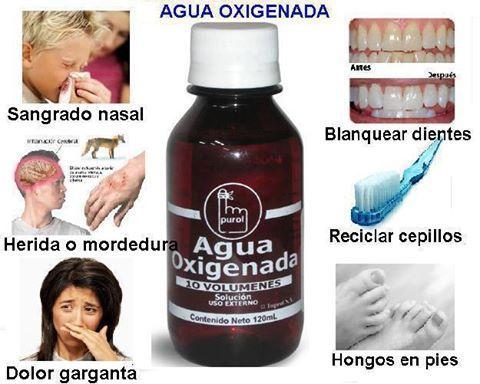 LOS BENEFICIOS A LA SALUD DEL PEROXIDO (H202): AGUA OXIGENADA.   http://lonaturalylasalud.blogspot.com.es/2013_03_01_archive.html?m=1