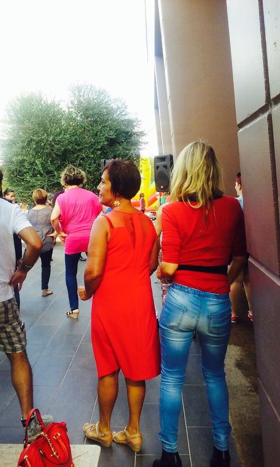 Il tema del #FamilyDayTigamaro era il #rosso...
