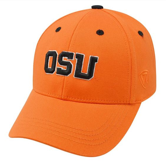 Youth Top of the World Oregon State Beavers Rookie Cap, Boy's, Multicolor