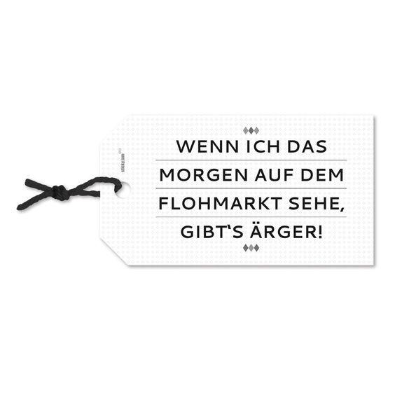 Sticky Jam Geschenkanhänger Flohmarkt NEU/OVP Karton bunt Weihnachtsgeschenk