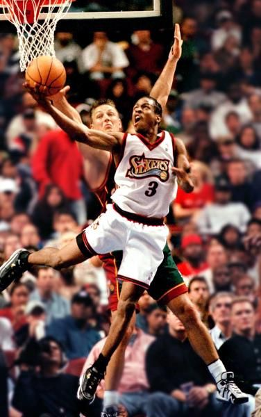 Allen Iverson — 11,439 : Top 10 NBA players in missed shots