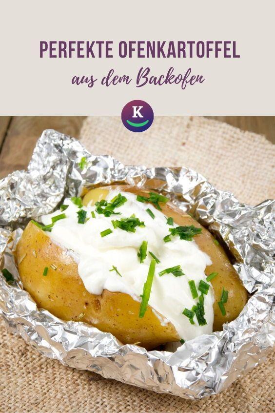 Folienkartoffeln Aus Dem Backofen Rezept Zutaten Zubereitung In 2020 Rezepte Kartoffelauflauf Rezept Essen