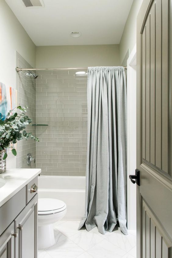 Hallway Bathroom Pictures From HGTV Smart Home 2016