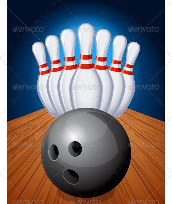 BowlingEventPartyFlyerTemplateMainJpg  Pixels