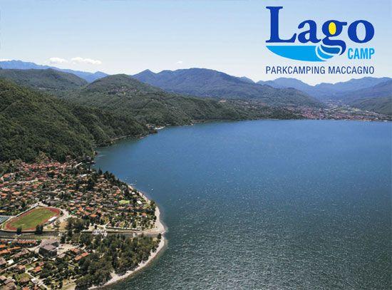 Parkcamping Lago Camp Di Maccagno Con Pino E Veddasca Va