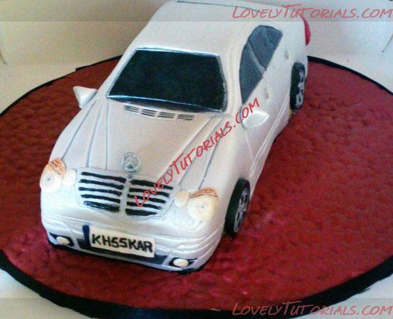 Название: mercedes car cake tutorial 15.jpg Просмотров: 1  Размер: 139.1 Кб