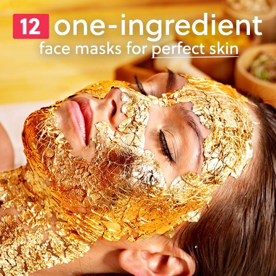 3 All Natural Diy Face Masks: 12 One-Ingredient Face Masks For Perfect Skin