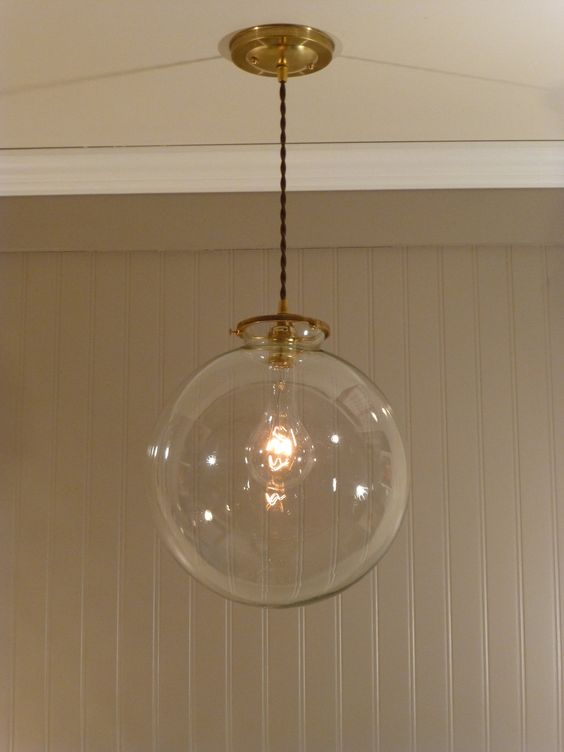 paper globe pendant hallway lighting. Paper Globe Pendant Hallway Lighting. Brass Light With Inch Clear Glass Via Lighting I