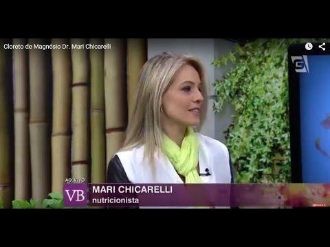 Cloreto de Magnésio P.A. - Dr Lair Ribeiro (2015) - YouTube