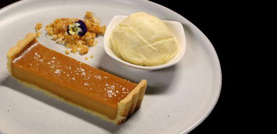 Caramel Tart | My Kitchen Rules NZ