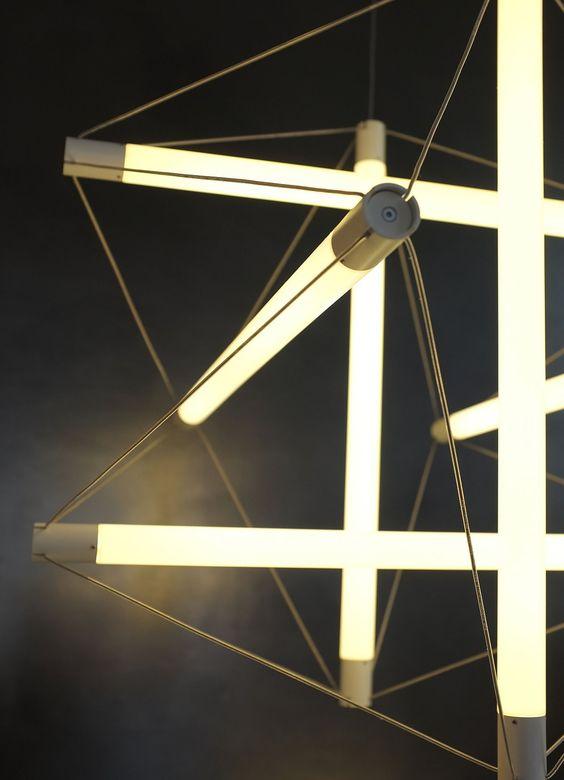 Light Structure - Produkte - Ingo Maurer GmbH