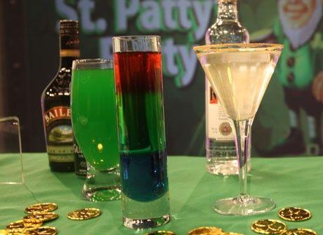 Saint Patrick's Day Drinks & Recipes