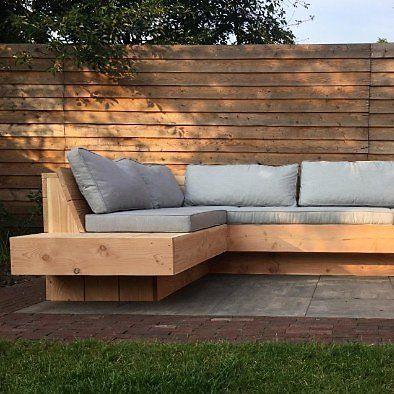 Cm Draussen Ecksofa Fur Lounge Masse Position Schones Sofa Xl Heerlijke Hoekbank Voor Buiten Xl Loung Garten Couch Gartengestaltung Sitzlounge Garten