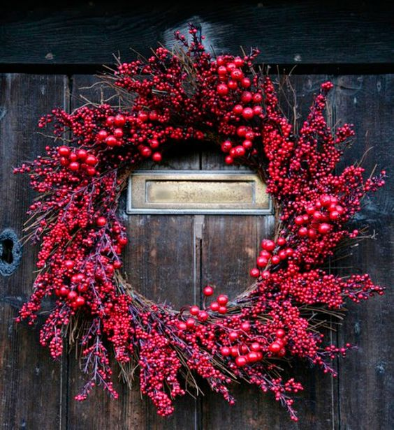 Christmas Doors   Rossetto