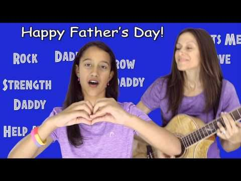 """You Are My Daddy"" Fathers Day Song  Feat. Patty Shukla"