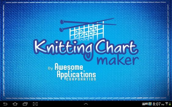 Knitting Chart Maker - Android Apps on Google Play