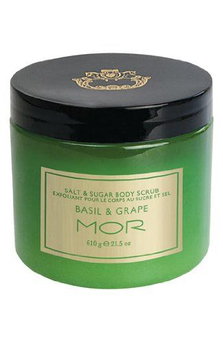 Mor Cosmetics Essential Basil and Grape Scrub 22oz (650g) has been published at http://www.discounted-skincare-products.com/mor-cosmetics-essential-basil-and-grape-scrub-22oz-650g/