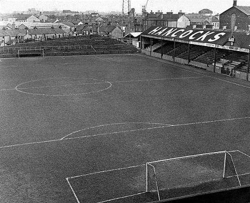 Vetch Field 1963 Swansea Stadium Pics British Football Swansea City