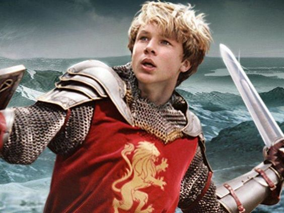 """I got: Peter Pevensie! Which """"Narnia"""" Character Are You?"""