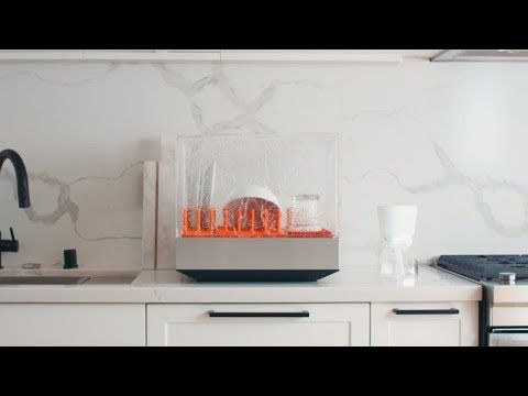Tetra Is An Internet Connected Countertop Dishwasher It Requires