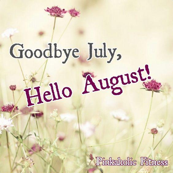 Goodbye June Hello July! | Goodbye 2017 Welcome 2018 | Pinterest | Hello  July And June