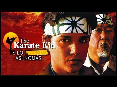 La Saga De Karate Kid Te Lo Resumo Así Nomás 164 Karate Kid Karate Saga