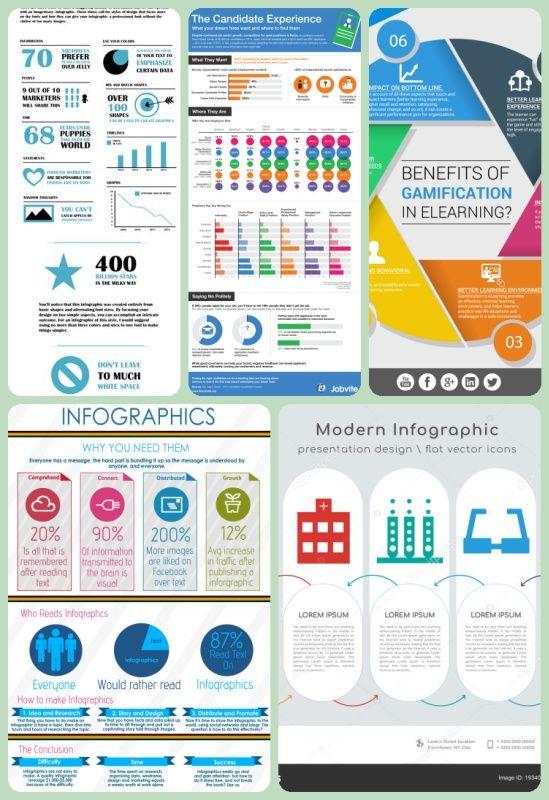 Infographics For Presentations In 2020 Infographic Web Design Presentation Design