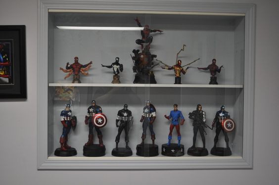 Getting ideas for my statues - Zuff25's Bowen Designs Marvel Comics Statues Collection - Page 4 - STATUE M A R V E L S
