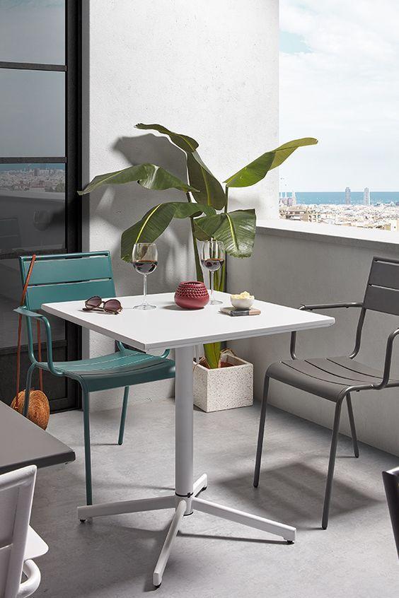 tavolo esterno pieghevole design