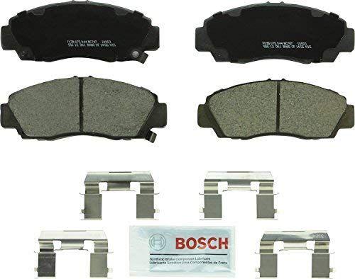 Amazon Com Bosch Bc787 Quietcast Premium Ceramic Disc Brake Pad Set For Acura Cl Rl Tl Tsx Honda Accord Front Automoti Honda Accord Saab 9 2x Acura Ilx