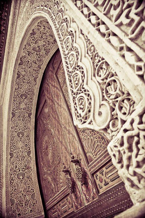 Door frame (by Paki Nuttah)