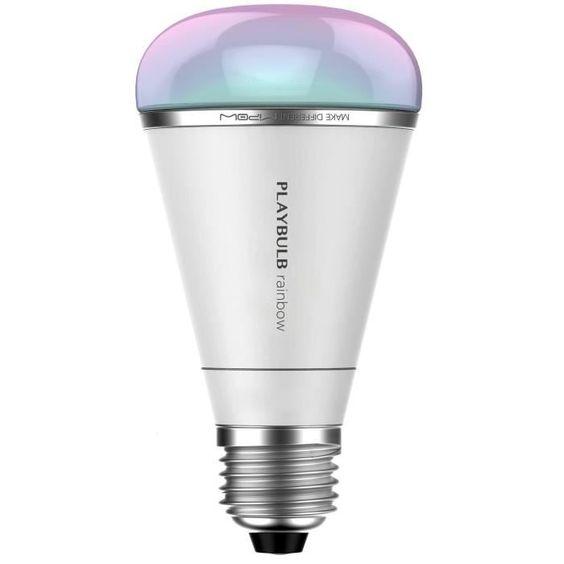 31.49 € ❤ La #Domotique ... #MIPOW PLAYBULB #Rainbow ampoule #LED connectée E27 puissance 10W équivalence 50W 600lm➡ https://ad.zanox.com/ppc/?28290640C84663587&ulp=[[http://www.cdiscount.com/maison/bricolage-outillage/mipow-playbulb-rainbow-ampoule-led-connectee-e27-p/f-117044115-btl200.html?refer=zanoxpb&cid=affil&cm_mmc=zanoxpb-_-userid]]