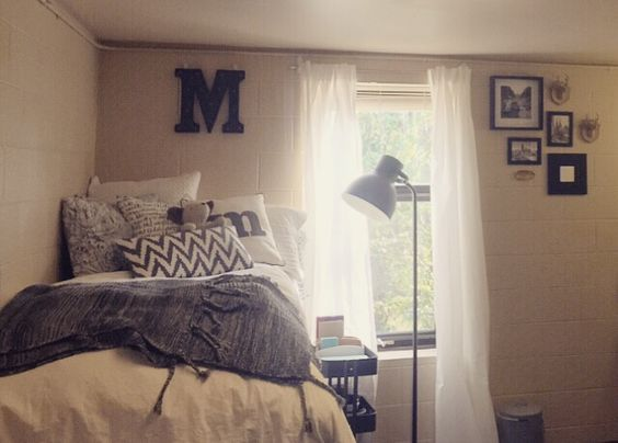 X  Dorm Room