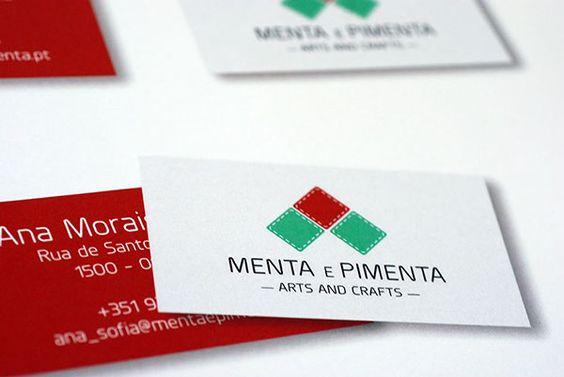 Menta e Pimenta on Behance