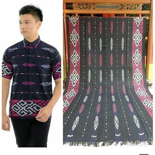 Model Baju Tenun Jepara