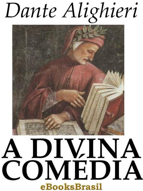"""Aqui está uma obra que deveria figurar na """"cesta básica"""" de qualquer estudante. E não apenas por ser a famosa """"Comédia"""" de Dante Alighieri, a que os pósteros houveram por bem acrescentar, por seus méritos tantos, """"A Divina"""".:"""