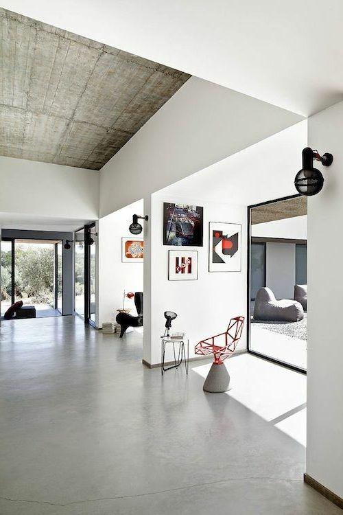 tolle deckengestaltung im wohnzimmer modern originell. Black Bedroom Furniture Sets. Home Design Ideas
